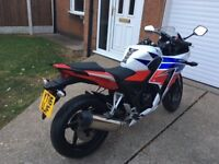 Honda cbr 300 cbr300 2016 abs model Fsh only 1390miles Oxford heated gripsexcellent condition