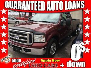 2005 Ford Super Duty F-250 XL $0 Down - All Credit Accepted!