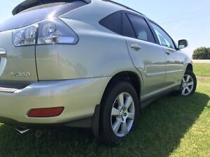 2008 Lexus RX 350 All Wheel Drive Limited luxury SUV, Crossover