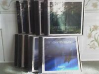 AMBIENT HEAVEN MUSIC CD's