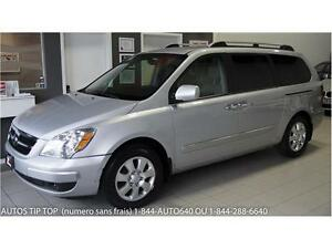2007 HYUNDAI ENTOURAGE LIMITED***CUIR-DVD-FULL-INSPECTE***