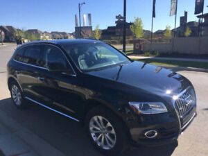 2015 Audi Q5 with Warranty and Free 2 annual maintenance