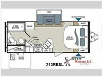 New 2015 Dutchmen RV Aerolite 213RBSL Travel Trailers