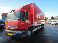 Renault Midlum DXI 270 18t Global Day Cab