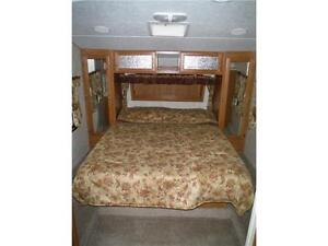 2007 Sabre 30RES Luxury 5th wheel trailer with power slideout Stratford Kitchener Area image 16