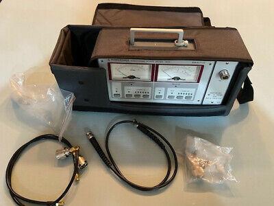 Rohde Schwarz Directional Power Meter Nas 828.6017.02