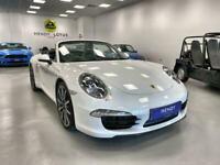 2013 Porsche 911 Carrera S Convertible Petrol Manual