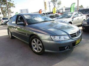 2005 Holden Berlina VZ Grey 4 Speed Automatic Sedan North Parramatta Parramatta Area Preview