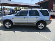 2005 Ford Escape ZB XLT Silver 4 Speed Automatic Wagon St James Victoria Park Area Preview
