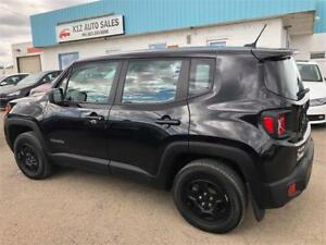 2016 Jeep Renegade Sport -ONLY 25,354 KMS/COMES W 3MTH WARRANTY