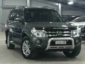 2014 Mitsubishi Pajero NW MY14 VR-X Grey 5 Speed Sports Automatic Wagon Phillip Woden Valley Preview
