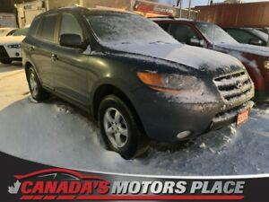 2009 Hyundai Santa Fe GL GL-AWD-USB-CLEAN-LOW KM!!!!!