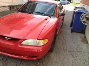 1997 Ford Mustang GT Coupé (2 portes)