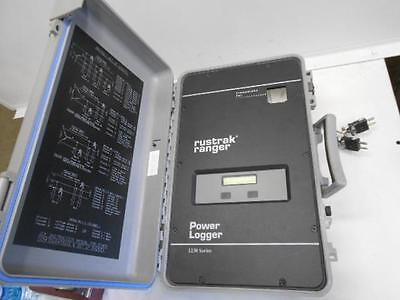 Rustrak Ranger Power Logger 1230 Series Communication Port