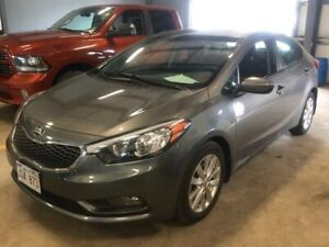 2016 Kia Forte Factory Warranty! Low Kms.  LX+,LX+