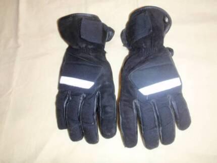 BMW Leather Motorbike Gloves
