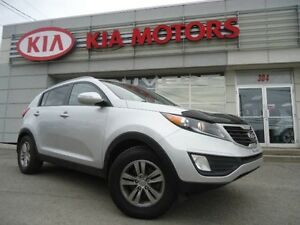 KIA Sportage LX  Traction avant  4 cyl. 2013