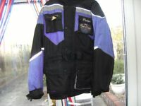 Spada touring jacket,size 36/38 chest, top quality £29.
