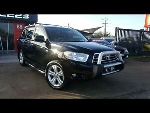 2009 Toyota Kluger GSU40R Grande (FWD) 5 Speed Automatic Wagon Deer Park Brimbank Area Preview