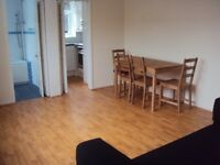 Double bedroom flat in Sale Moor near shops,Metrolink line and motorway