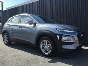 2017 Hyundai Kona OS Active (FWD) Grey 6 Speed Automatic Wagon