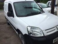 Citroen Berlingo 1.6 Diesel Van Electric Windows Radio economical