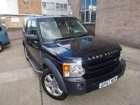 Land Rover Discovery 3 2.7TD V6 auto 2007MY HSE