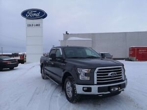 2015 Ford F-150 XLT XTR, MAX TOWING, TAILGATE STEP, NAVIGATION