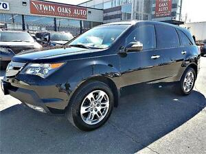 2009 Acura MDX Tech Pkg  AWD- DVD-NAVIGATION - REAR V/CAM
