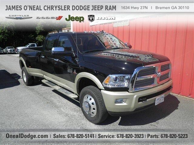 new 2015 dodge 3500 longhorn 4x4 6 7 cummins diesel. Black Bedroom Furniture Sets. Home Design Ideas