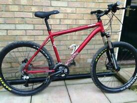 Swap voodoo mountain bike for xbox one ps4