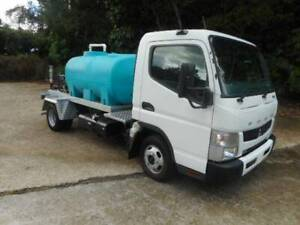2013 FUSO 515 water tanker Forest Glen Maroochydore Area Preview