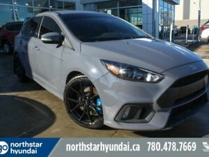 2017 Ford Focus RS AWD RARE/LEATHER/ROOF/NAV