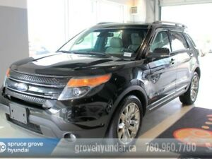 2013 Ford Explorer LIMITED-NAVIGATION 3RD ROW 4WD LEATHER
