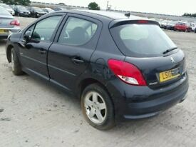2010-2014 PEUGEOT 207 1.4 PETROL BREAKING FOR SPARES PARTS
