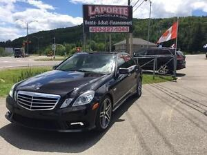 2011 MERCEDES-BENZ E 350 - AMG - BERLINE - NAVIGATION