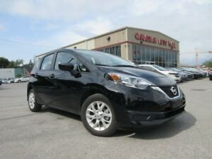 2018 Nissan Versa SV, HTD. SEATS, BT, CAMERA, 18K!