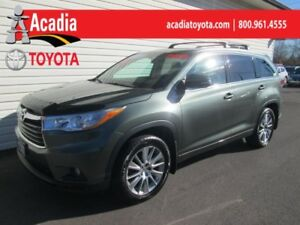 2015 Toyota Highlander XLE AWD **NO PAYMENTS UNTIL SPRING**