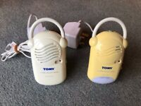 Tomy Walkabout Mini Baby Monitor For Sale