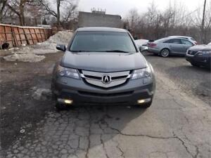 2009 Acura MDX 7 Passagers AWD*137000Km*Moins cher sur internet*
