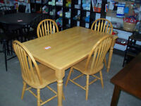 5 pcs Table set - Delivery Available