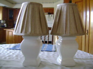 Assorted Lamps Floor, Office and Table