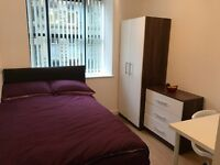 City Centre Location*All Bills Included*En-Suite Double Rooms*Brand New Development*No Bond required
