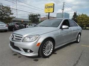 2010 MERCEDES BENZ C-250  4MATIC