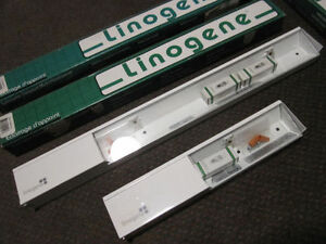 Linogene Hard Wired Under Cabinet Linear Halogen Lighting Units