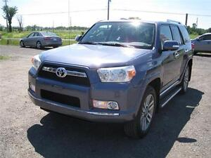 2012 Toyota 4Runner SR5 Limited *Certified & E-tested*