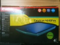 Brand New CanonScan N640P ex