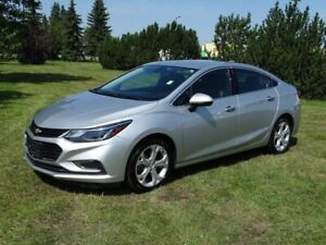 2018 Chevrolet Cruze PREMIER Leather,  Heated Seats,  Back-up Ca