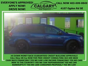 2015 Dodge Journey SXT *$99 DOWN EVERYONE APPROVED*