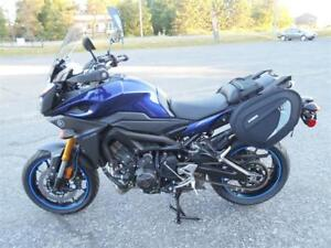 2017 YAMAHA FJ09 ABS BLUE STREET MOTORCYCLE - 5 yrs. Warranty I